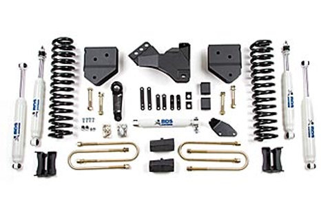"2008-2010 Ford F250 4"" 4-Link Lift Kit"
