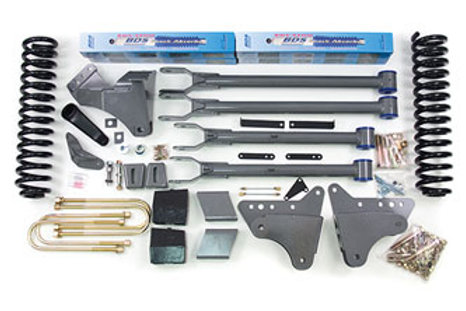 "2005-2007 Ford F250 4"" 4-Link Lift Kit"