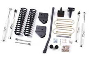 "05-07 Ford F250/F350 4"" Suspension System"