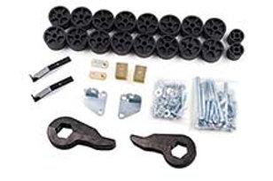 """99-02 Silverado/Sierra 1500 3-1/2"""" Combo Lift Kit"""