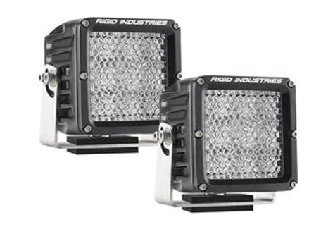 Rigid D-Series (Dually XL Diffused Flood) (Clear)