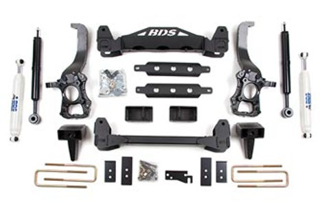 """2009-2013 6"""" Ford 150 Lift Kit 2wd"""