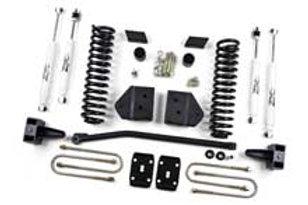 "11-16 Ford F250/F350 4"" Suspension System"