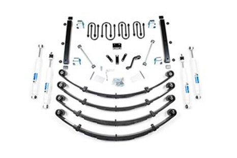 "1987-1995 3-1/2"" Lift Kit - Jeep Wrangler YJ"