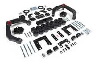 """09-11 Ram 1500 4"""" Combo Lift Kit"""