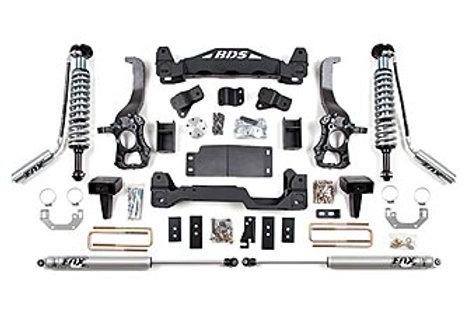 "2014-16 Ford F150 6"" Fox Performance System 2wd"
