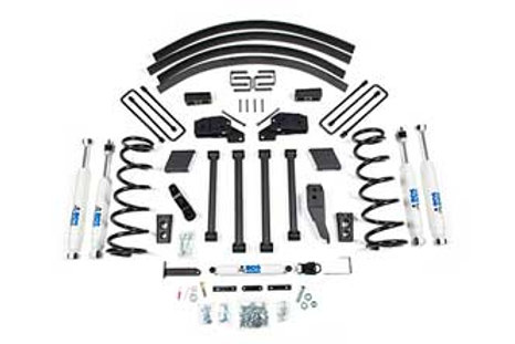 "2000-2002 5"" Suspension Lift Kit"