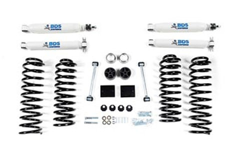"2012-2016 2"" Suspension Lift Kit - Wrangler JK 4dr"
