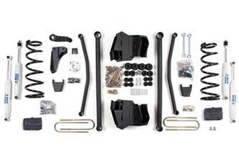 """2009-2013 6"""" Long Arm Lift Kit"""