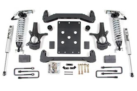 "BDS 4"" Coil-Over Suspension System 2007-2013 2wd"