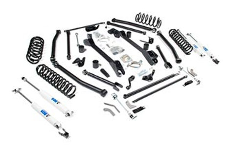 "2003-2006 6-1/2"" Long Arm Lift Kit Wrangler TJ"