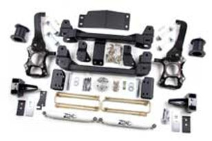 "2014 Ford F150 4WD 4"" Suspension System"