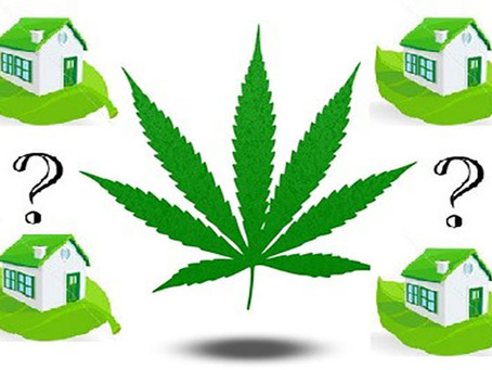 How Marijuana Legalization Will Shake Up the Residential Real Estate Industry