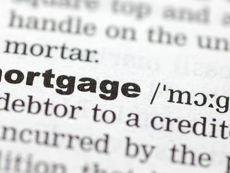Have a Mortgage on Your Property? Don't Forget to Read the Standard Charge Terms