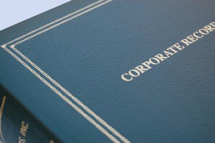 How and Why You Should Keep Your Corporation's Minute Book Up to Date
