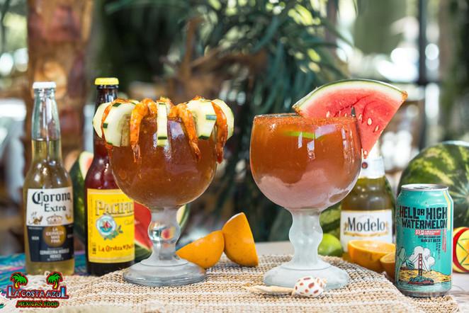 Specialty Micheladas
