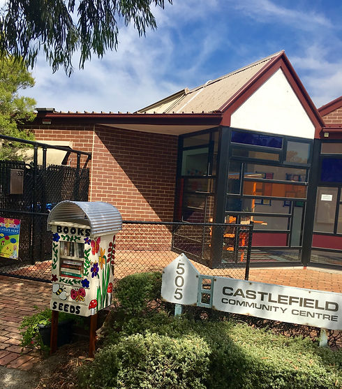 Castlefield Community Centre Street Libr