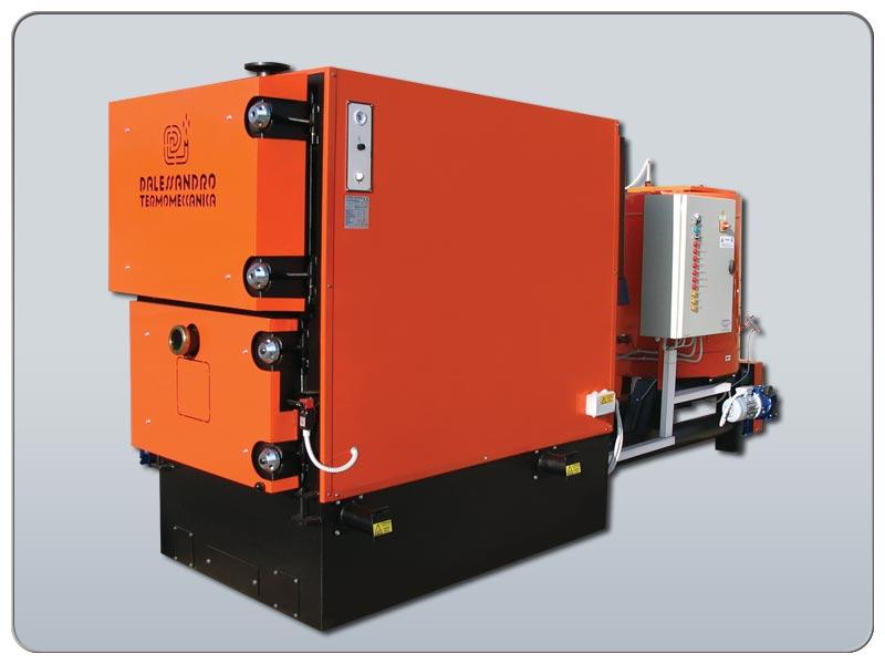 CSA/CS 30-2000kW boilers