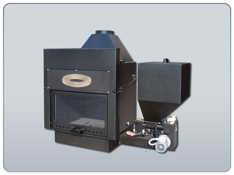 CLS-P Fireplace boilers