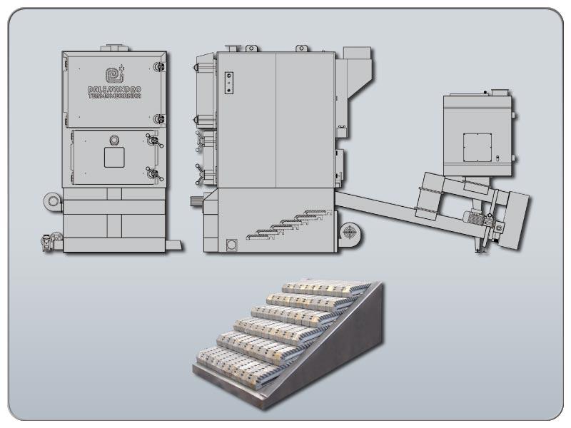 CSA GM 30-4100 step grate system