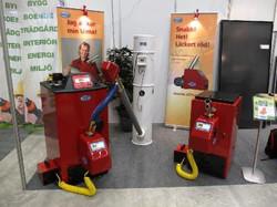 ULMA Pellet Boilers 20-60kW