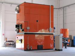 TAV 2100kW Steam Boiler
