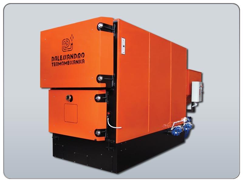 CS30-4100 bioenergy boilers