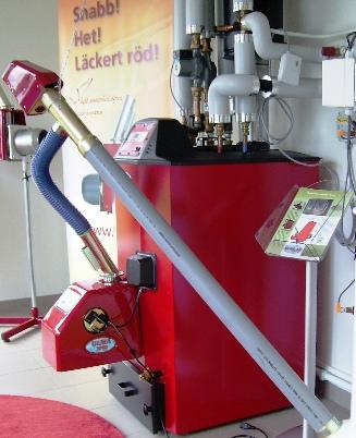 ULMA pellet boilers