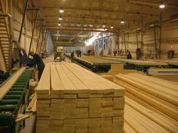 Timber drying/preparation