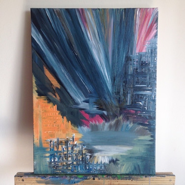 First Impression (Space Godzilla)