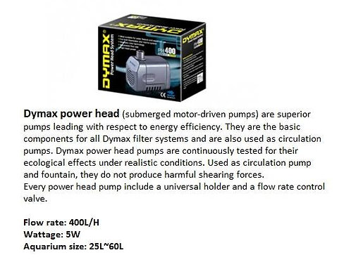 DYMAX Power Head PH400