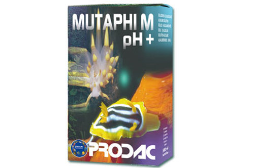"PRODAC MUTAPHI ""M"" pH+ ( 100 ML )"