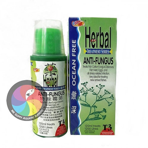 Ocean Free Herbal Anti-Fungus T3