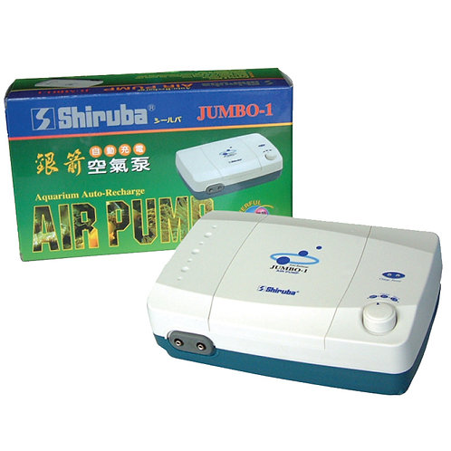 Shiruba auto-recharge air pump JUMBO-1