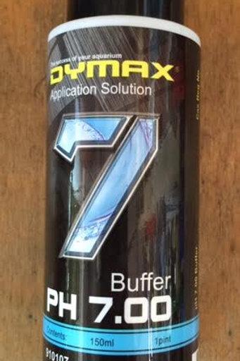 Dymax Application Solution PH 7 Buffer