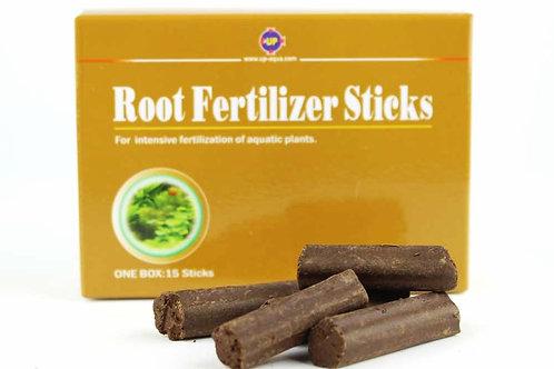 UP Root Planted Aquarium Fertilizer Sticks - 15 Sticks