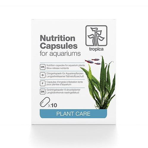 TROPICA NUTRITION CAPSULES X10