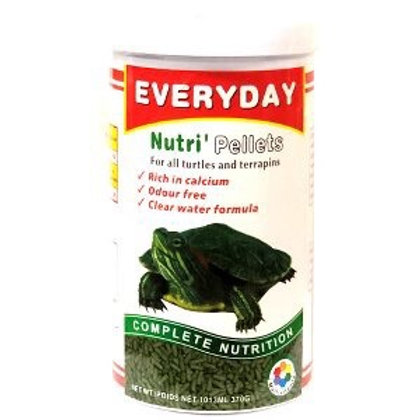 EVERYDAY TURTLE PELLETS  370g