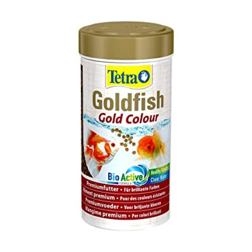Tetra Goldfish Colour 75g/250ml