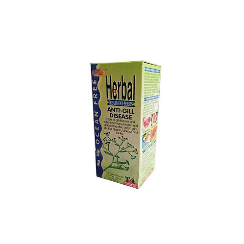 Ocean Free Herbal Anti-Gill Disease T4
