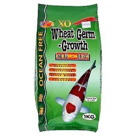 OCEAN FREE XO Wheat Germ - Growth | 1kg