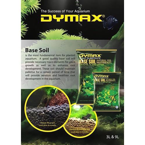 Dymax Plant Substrate Base Soil 1L