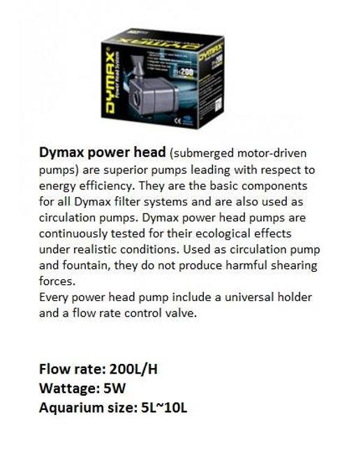 DYMAX Power Head PH 200