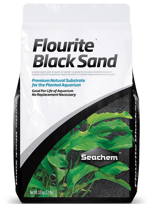 Seachem Flourite® Black Sand 7KG