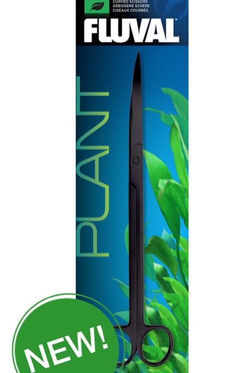 "Fluval Curved Planter Scissors - 25cm/9.8"""
