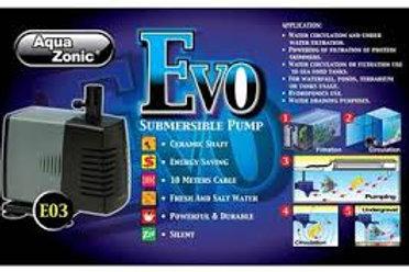 Evo Submersible Water Pump E 03