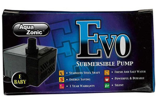 Aqua Zonic Evo Submersible Water Pump E Baby