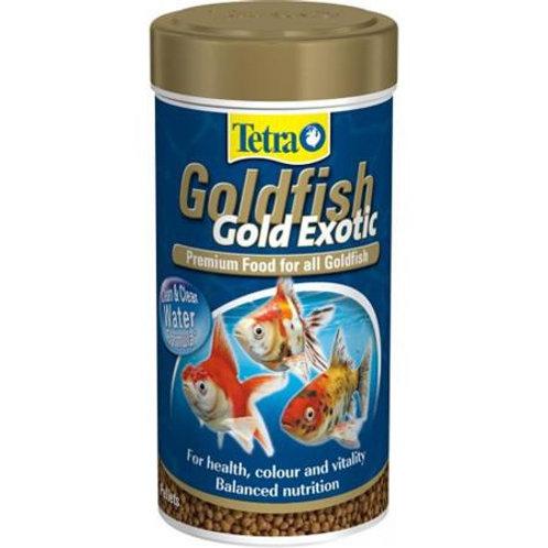 Tetra Goldfish Gold Exotic 80g/250ml