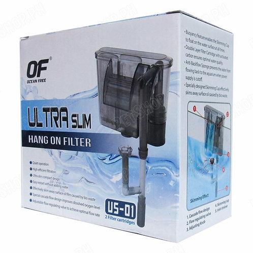 Ocean Free Ultra Slim Hang on Filter US-01