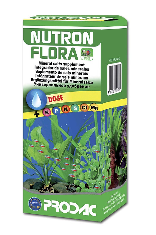 PRODAC NUTRONFLORA Planted Aquarium Mineral Salts supplement